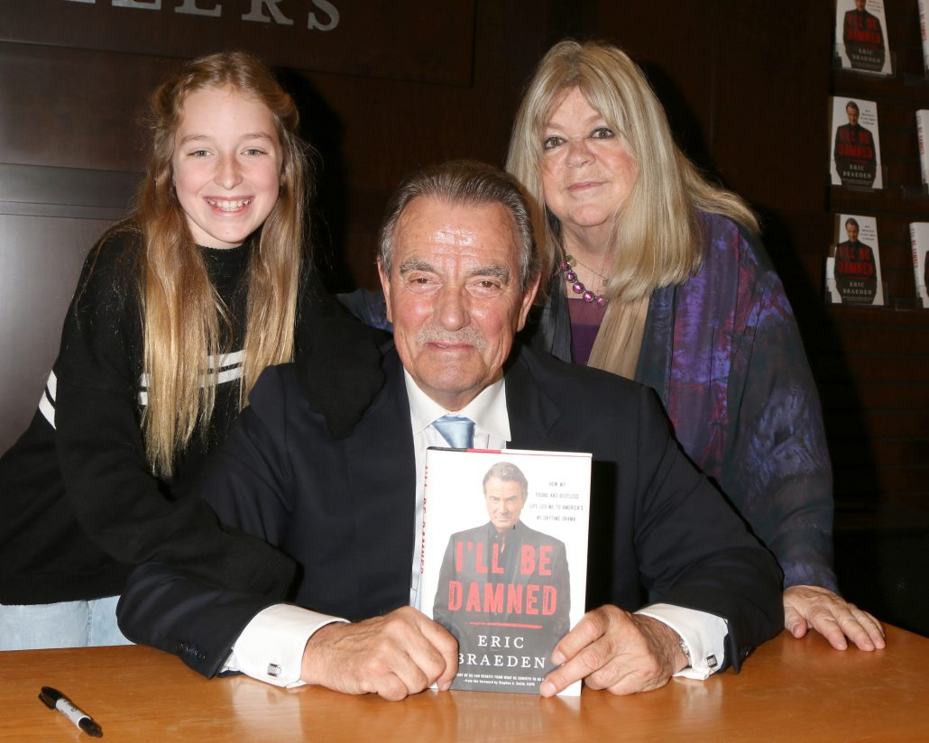 Book Tip I Ll Be Damned By Eric Braeden German World She has been married to eric braeden since october 8, 1966. book tip i ll be damned by eric