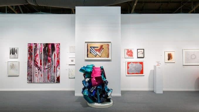 NY: German Galleries at Art from May 2 - 5 at Pier 94 - German World